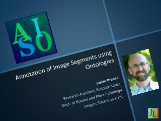 Annotation of Image Segments using Ontologies