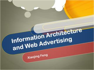 Information Architecture and Web Advertising