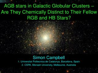 AGB stars in Galactic Globular Clusters –  Are They Chemically Distinct to Their Fellow RGB and HB Stars?
