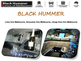 Get Best Limo Hire Melbourne
