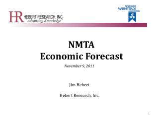 NMTA Economic Forecast