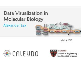 Data Visualization in Molecular Biology