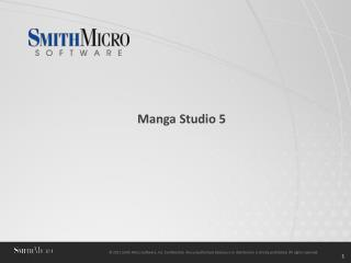 Manga Studio 5