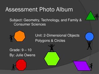 Assessment Photo Album