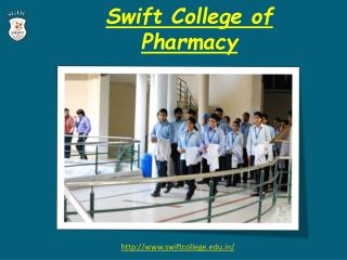 Best Pharmacy College in Chandigarh | Swift College