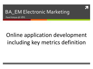 BA_EM Electronic Marketing