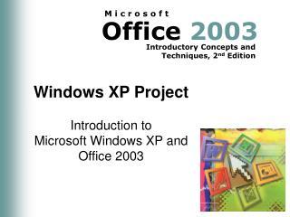 Introduction to Microsoft Vista