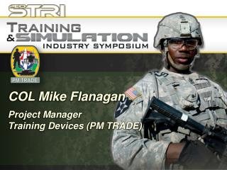 COL Mike Flanagan