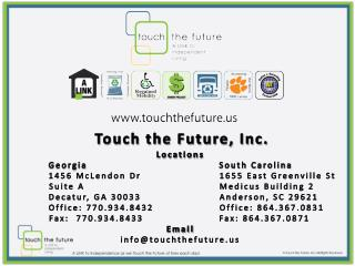 Touch the Future, Inc.
