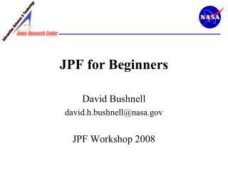 JPF for Beginners