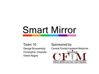 Team 10 George  Brussenskiy Christopher Chiarella Vishal  Nagda