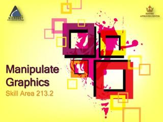 Manipulate Graphics