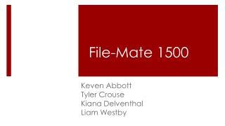 File-Mate  1500