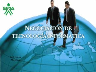 Negociación de tecnología informática