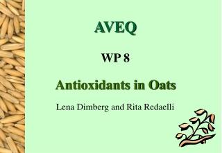 lipid oxidation