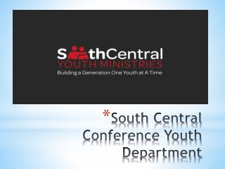 South Central Conference Youth Department