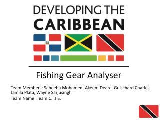 Fishing Gear Analyser