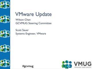 VMware Update