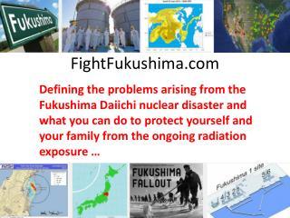 FightFukushima.com