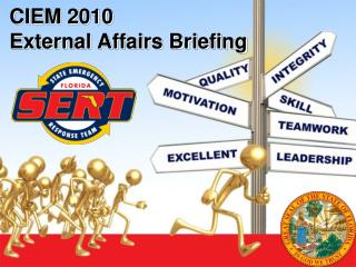 CIEM 2010  External Affairs  Briefing