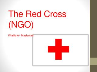 The Red Cross (NGO)