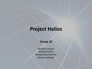 Project Helios