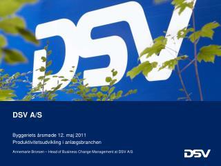 DSV A/S