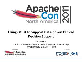 Using OODT to Support Data-driven Clinical Decision Support