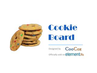 Cookie Board