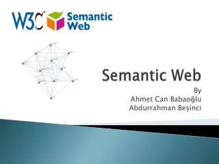 S emantic  Web