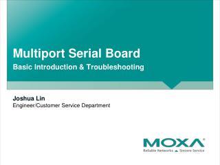 Multiport Serial Board