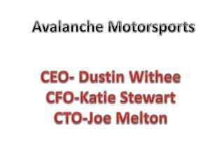 Avalanche Motorsports
