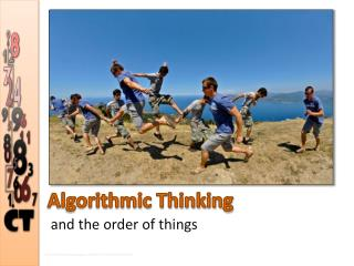 Algorithmic Thinking