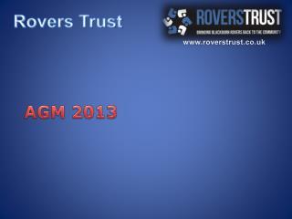 Rovers Trust