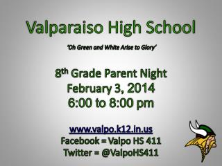 Valparaiso High School