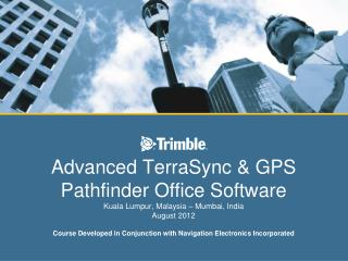 Trimble Navigation Contacts