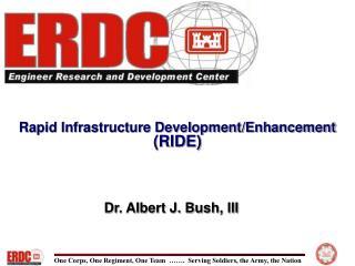 rapid infrastructure development