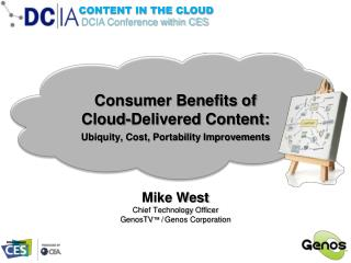 DCIA Conference within CES