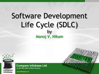 Software Development Life Cycle (SDLC) by Manoj V.  Nikum