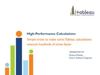 High-Performance Calculations