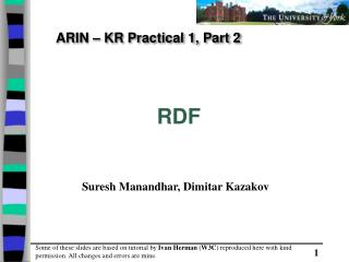 ARIN – KR  Practical 1, Part 2