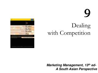 dealing  with competition