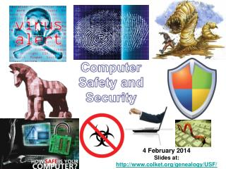 Computer Safety and Security