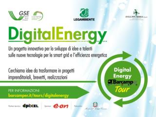 DIGITAL  ENERGY:  Un progetto innovativo per il paese