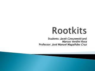 Rootkits