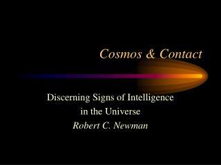 cosmos  contact
