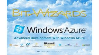 Advanced  Development  With Windows Azure
