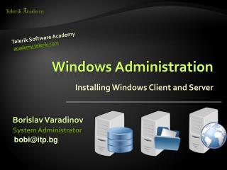 Windows Administration
