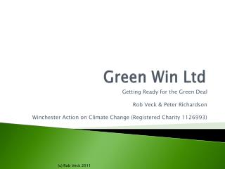 Green Win Ltd