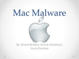 Mac Malware